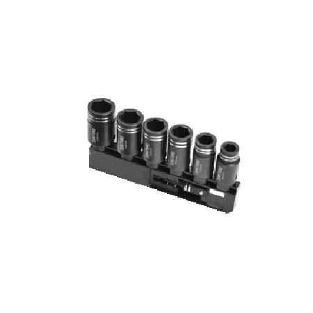 Suretorq 7 Piece Impact Socket Set