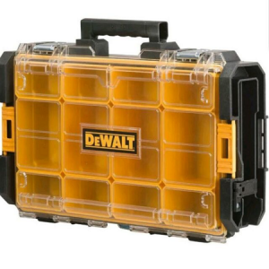 DeWalt Clear Lid Organizer Tough Case