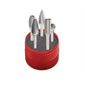 CENTRIX 5 Piece Carbide Burr Set