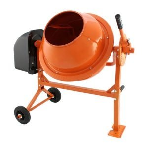 CENTRIX Small 2.5CuFt Cement Mixer