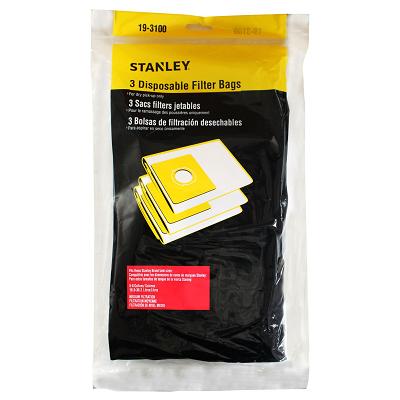 Stanley 5-8 Gallon Disposable Filter Bag