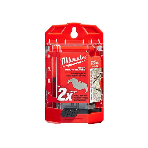 Milwaukee 50 Pack Hook Utility Knife Blades