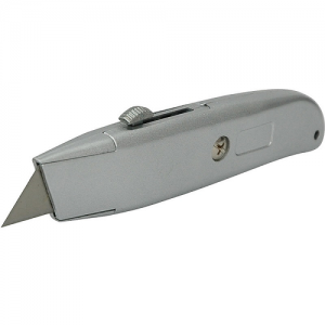 Crownman Heavy Duty Zinc-Alloy Utility Knife