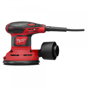 Milwaukee 5″ Random Orbit Palm Sander Kit