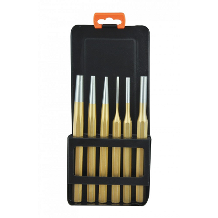 Crownman 6 Piece Punch and Chisel Set