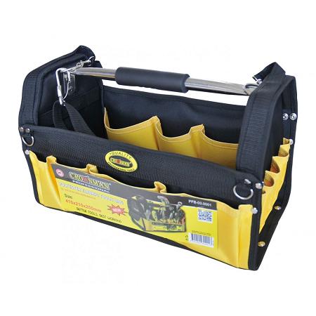 Crownman Stainless Steel Handle Tool Bag