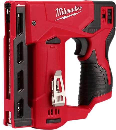 Milwaukee M12™  3/8″ Crown Stapler (Tool Only)