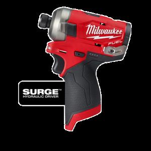 Milwaukee M12 FUEL SURGE 1/4″ Impact Driver