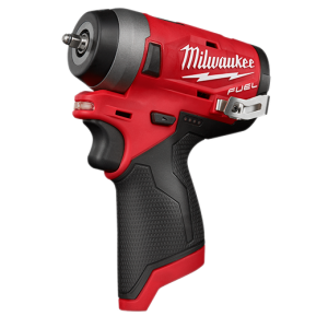 Milwaukee M12 FUEL 1/4″ Stubby Impact Wrench