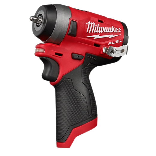 Milwaukee M12 FUEL 1/4″ Stubby Impact Wrench (Tool Only)