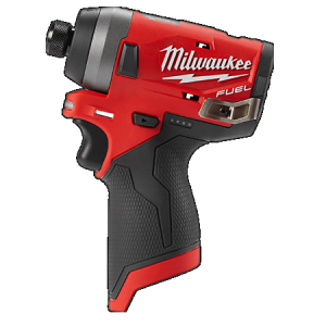 Milwaukee M12 FUEL 1/4″ Impact Driver