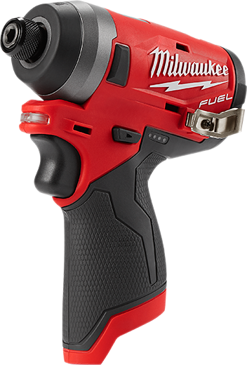 Milwaukee M12 FUEL™ 1/4″ Hex Impact Driver (Tool Only)