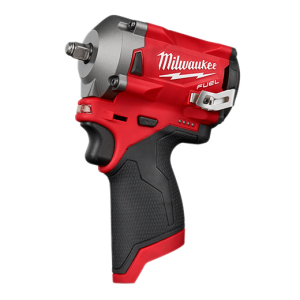 Milwaukee M12 FUEL 3/8″ Stubby Impact Wrench