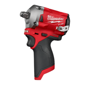 Milwaukee M12 FUEL 1/2″ Stubby Impact Wrench