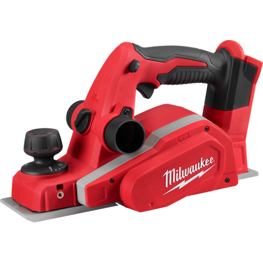 Milwaukee M18 3-1/4″ Planer (Tool Only)