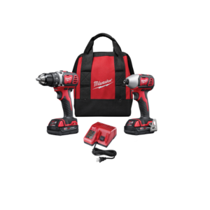 Milwaukee M18 Drill/Driver Combo Kit