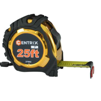 CENTRIX 1 x 25Ft Tape Measure