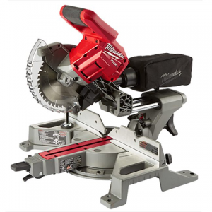 Milwaukee 7-1/4″ Fuel Duel Bevel Sliding Compound Miter Saw (Tool Only)