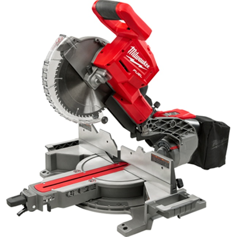 Milwaukee M18 FUEL™ 10″ Dual Bevel Sliding Compound Miter Saw (Tool Only)