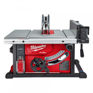 Milwaukee M18 8-1/4″ Fuel Table Saw