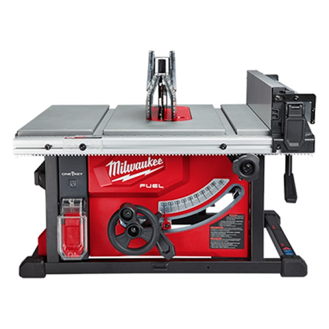 Milwaukee M18 FUEL™ 8-1/4″ Table Saw w/ One-Key™ (Tool Only)