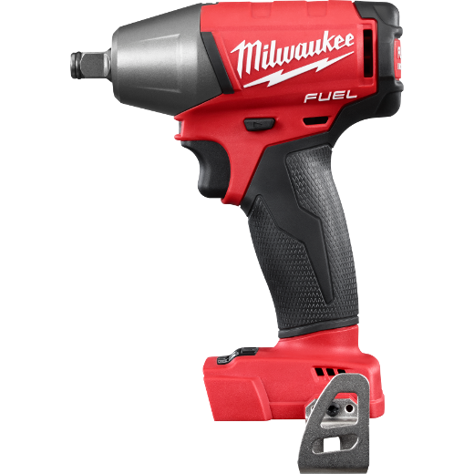 Milwaukee M18 1/2″ FUEL Compact Impact Wrench with Friction Ring