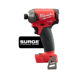 Milwaukee M18 SURGE™ 1/4″ Impact Driver (Tool Only)