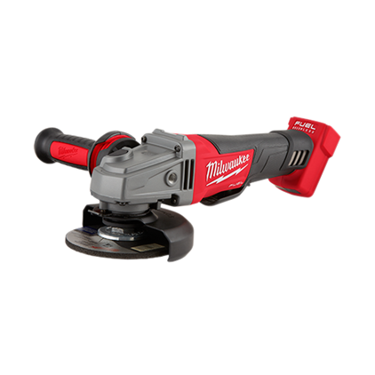 Milwaukee M18 FUEL™ 4-1/2″-5″ Grinder-Paddle Switch (Tool Only)