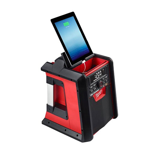 Milwaukee M18 Jobsite Radio/Charger