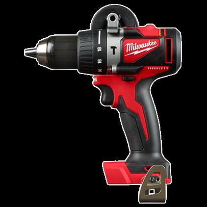 Milwaukee M18 1/2″ Brushless Hammer Drill
