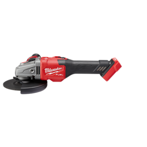 Milwaukee M18 FUEL 4-1/2″-6″ Braking Grinder- Slide on Switch- Lock On (Tool Only)