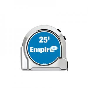 Empire 25′ Chrome Tape Measure