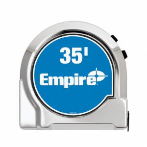 Empire 35′ Chrome Tape Measure