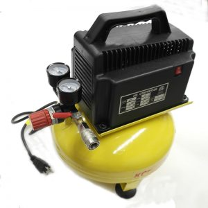 KC 0.3HP 1.6 Gallon Oil-less Compressor
