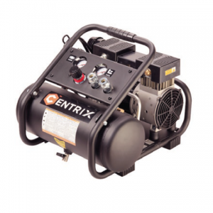 CENTRIX 2 Gallon 1HP Quiet Compressor