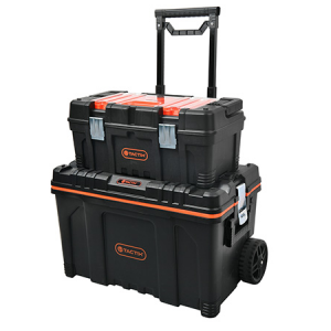 Tactix 26″ 2 In 1 Rolling Box Set