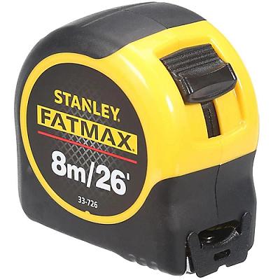 Stanley Fat Max 8m/26′ Tape Measure