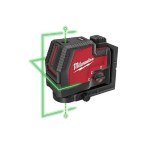 Milwaukee M12 Green Line and Plumb Point Laser Kit—Coming Soon