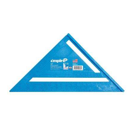 Empire 12″ Poly Rafter Speed Square