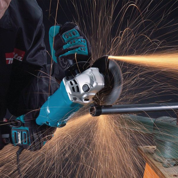 Makita 5″ Angle Grinder with Electric Brake