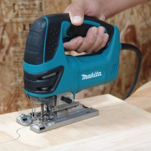 Makita Variable Speed Jig Saw with D-Handle