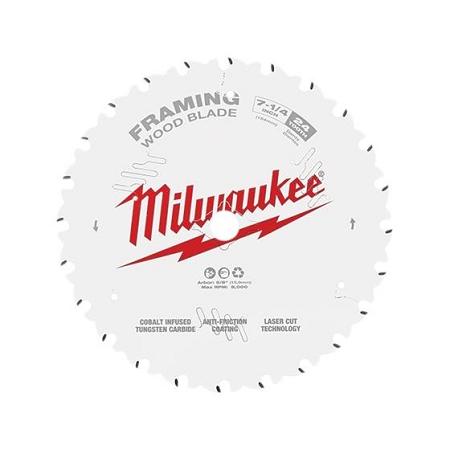 Milwaukee 7-1/4″ x 24T Framing Blade