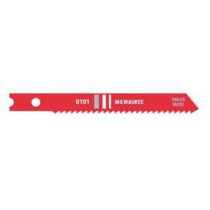 Milwaukee 2-3/4″ 14 TPI 5 Pack Jig Saw Blade