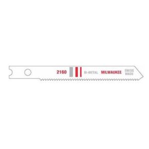 Milwaukee 2-3/4″ 24 TPI Bi-Metal 5 Pack Jig Saw Blade