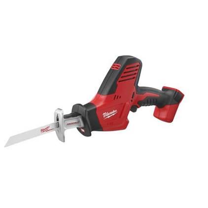 Milwaukee M18 Hackzall Recip Saw (Tool Only)
