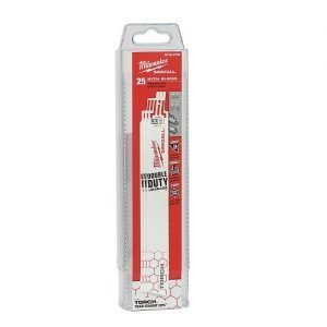 Milwaukee 9″ Torch Blades 25PK