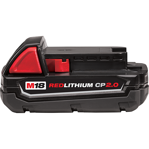 Milwaukee M18 2.0AH Battery (Bulk)
