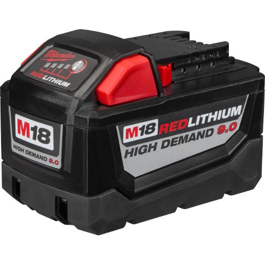 Milwaukee M18 9.0AH XC Battery