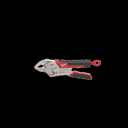 MIlwaukee 7″TORQUE LOCK™ MAXBITE™ CURVED JAW LOCKING PLIERS WITH GRIP