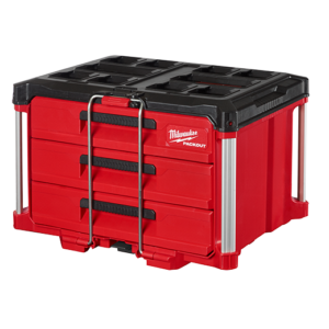 Milwaukee 3 Drawer Packout (Pre-Order)